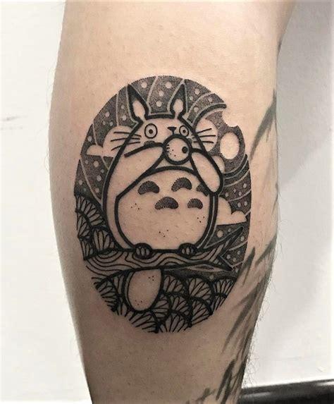 studio ghibli tattoos 36 studio ghibli inspired anime tattoos branch