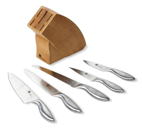 knife direct wooden knife block set newstyle direct