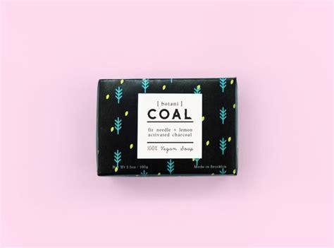 Label Design Principles | botani coal soap packaging design on behance pk