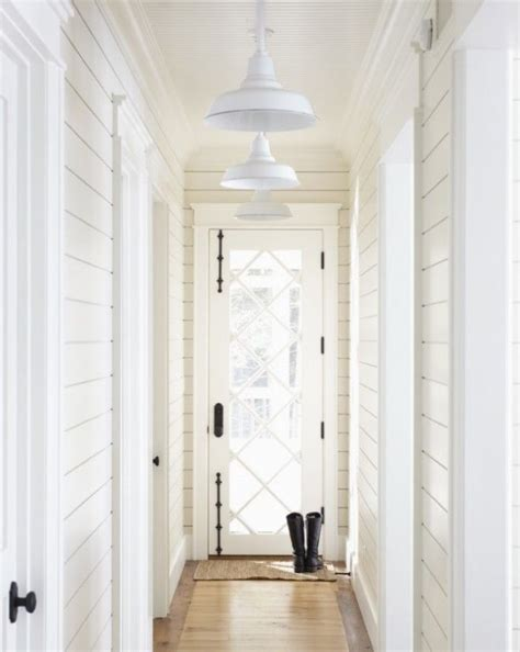 Shiplap Door architectural details shiplap paneling the inspired room