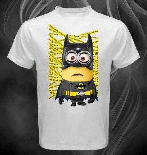 Batman Minion Hoodie tshirt despicable me minions with batman costume