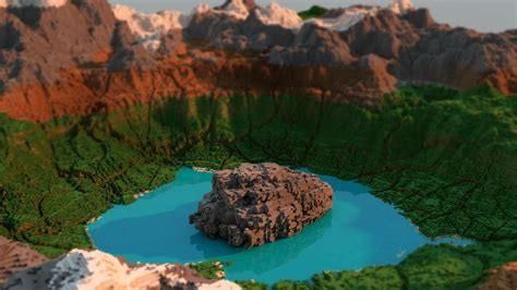 wallpaper craft nature nature canyon style minecraft wallpapers and images