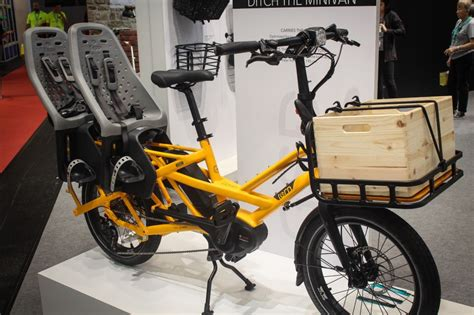 best cargo bikes eurobike 2017 six of the best cargo bikes from tern