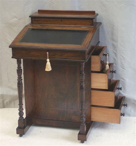 Antique Davenport Desk by Antique Antique Rosewood Davenport Desk Antiques Co Uk