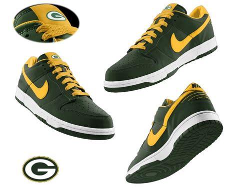 green bay packer sneakers nike green bay packers green dunk shoes jerseys