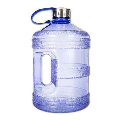 fit water jug 1 gallon bpa free fitness water jug with stinless steel