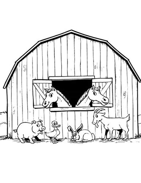 farm coloring pages pig coloring page coloring page