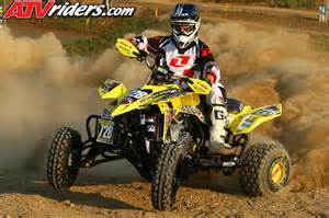 Suzuki Motocross Parts Mushin Racing Announces 2010 Ama Atv Motocross Team