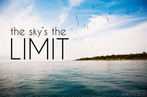 The Sky Is The Limit by The Sky Is The Limit Amen
