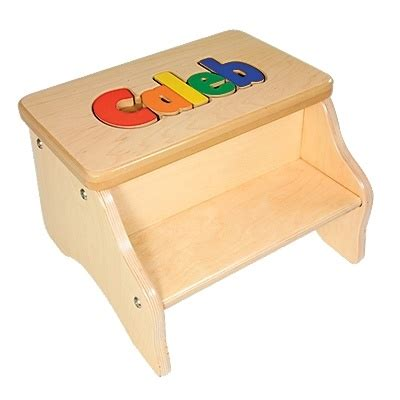 Puzzle Step Stools by 301 Moved Permanently