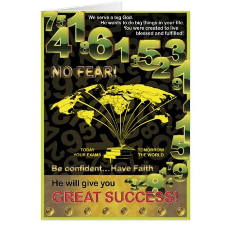 Success Card Templates by Success Cards Success Card Templates Postage