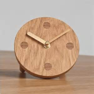 Wooden Clocks Accessories Wooden Clock From Another Country Remodelista