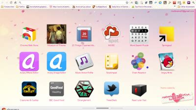 cute themes chrome girly chrome themes themebeta