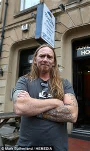 todd pedersen house fury as glasgow s blue sky hostel owner brands guest a retard daily mail online