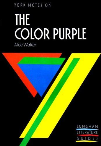 color purple book sparknotes the color purple york notes advanced by neil mcewan