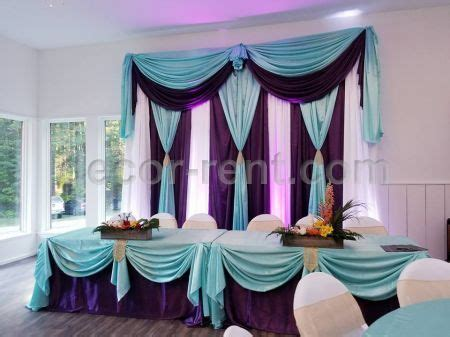WEDDING DECOR TORONTO   WEDDING DECOR RENTALS   WEDDING