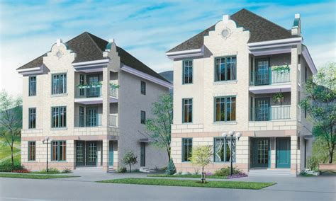 multifamily house plans multi family house plans designs multi family house plans