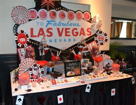 vegas themed birthday party ideas 14 best vegas casino theme party ideas images on pinterest
