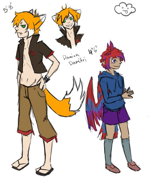 Anime Vire Boy by Damian And Demetri Vore Rp Characters By Deliciouscloud