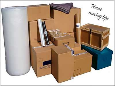 moving house tips for moving home time