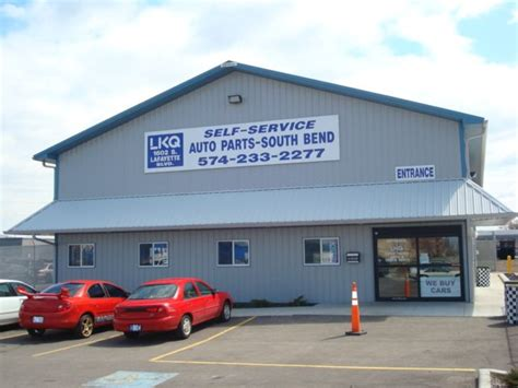 Used Auto Parts South Bend by Lkq Self Serve In South Bend Lkq Self Serve 1602 S