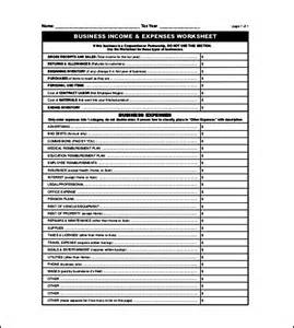 Budget Expenditure Template by Free Business Income And Expenditure Budget Template