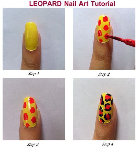 nail art tutorial wikihow spring nail art tutorials for women pretty designs