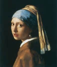 pearl earring painting with a pearl earring painting by jan vemeer