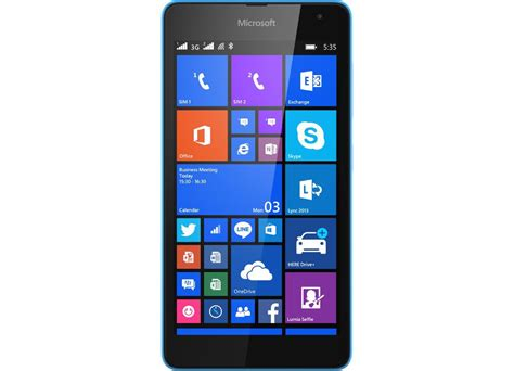 Microsoft Lumia 535 Dual Sim Microsoft Lumia 535 Dual Sim 8gb Smartphone Getitnow Gr