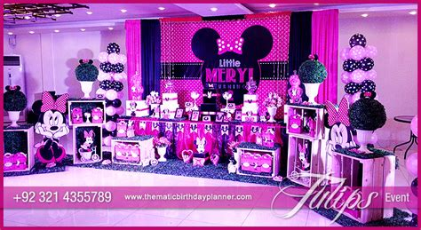fabulous fireworks disney themed usa team wins minnie mouse vintage birthday tulips event management
