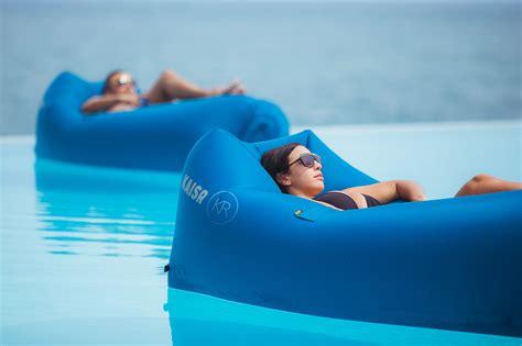 Kaisr Inflatable Air Lounge   Kata Rocks Resort Phuket Thailand