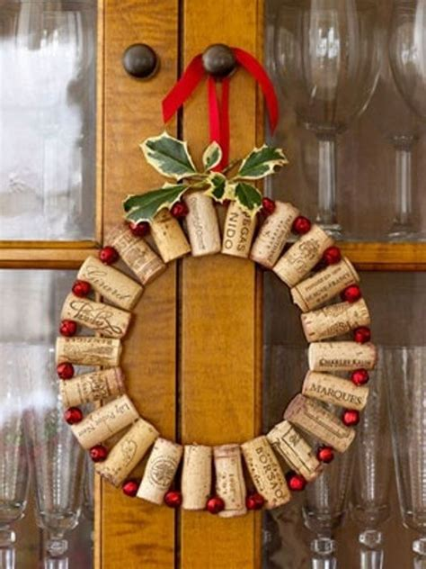 cork wreath i
