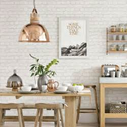 country kitchen wallpaper ideas best 25 white brick wallpaper ideas on brick