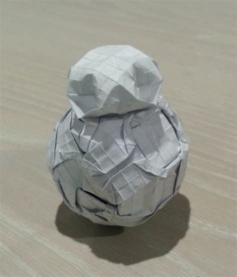Wars Origami Characters - wars origami episode ii clones droids yoda and more