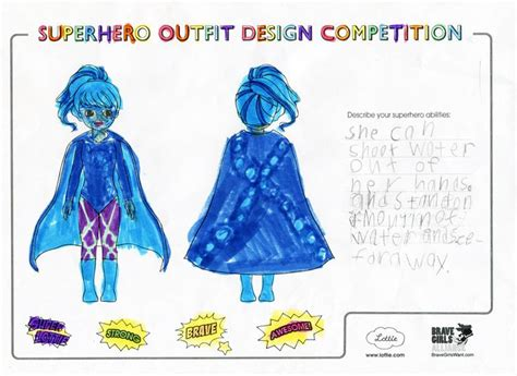 superhero design contest 267 best images about girl superhero outfit design