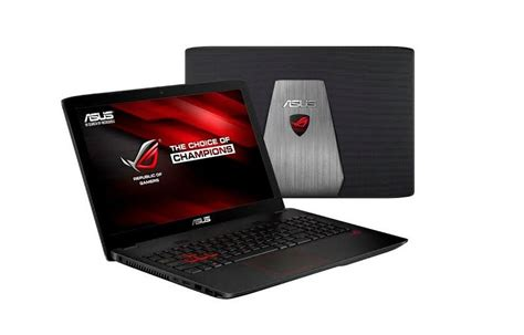 Laptop Asus Rog Gl552jx asus launches rog gl552jx laptop in india at rs 80 900