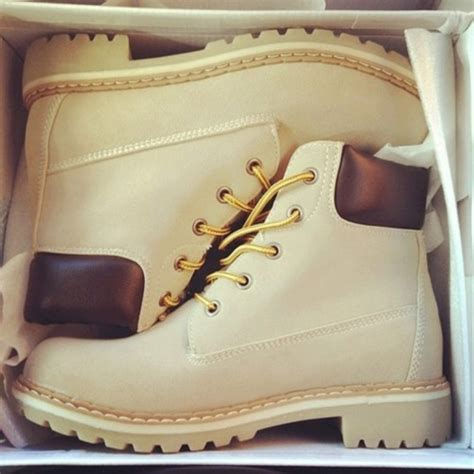 timbs shoes shoes timbs boots timberlands creme boots winter boots