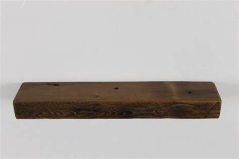 18 quot wide x 4 quot x 2 quot high reclaimed floating wood