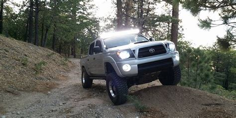 Toyota Tacoma Light Bar What Difference Light Bars Make In Toyota Tacoma Compared