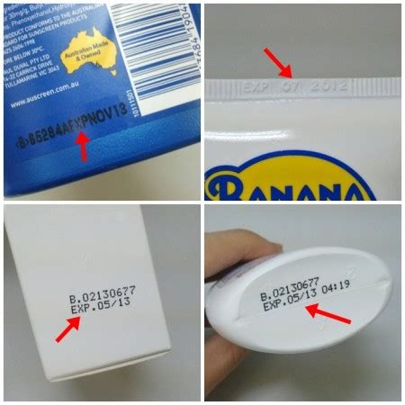 does banana boat sunscreen expire sunscreen check the expiration date