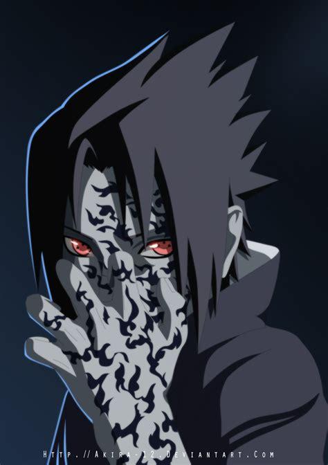 sasuke curse mark by akira 12 on deviantart