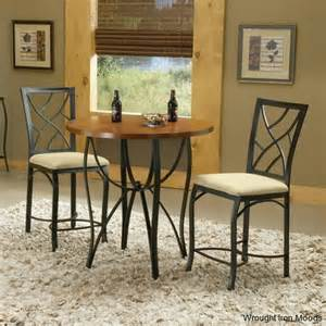 Iron Bistro Table Set Wrought Iron Bistro Sets