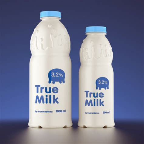 Milko Moo Strawbery 25 cool and creative milk packaging ideas cssdive
