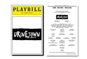 Playbill Template by Playbill Template Beepmunk