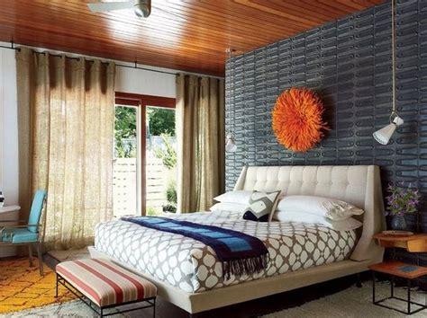 mid century modern rooms minimalist mid century modern bedroom with mid century