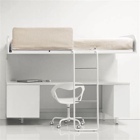 scrivania letto letto singolo tommi e jerri a scomparsa con scrivania per