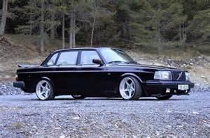 Volvo 240 Lowering Lowered 240 Gears Wheels And Steel