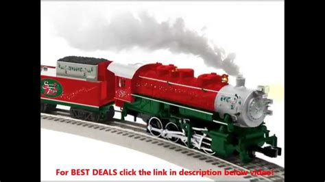 christmas train set price must have christmas tree train