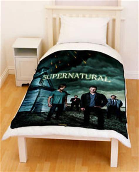 supernatural bedding supernatural sam dean winchester castiel fleece blanket fleece throw 003