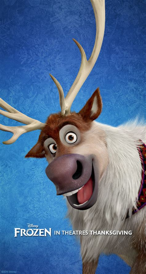 wallpaper frozen sven sven frozen photo 35777213 fanpop